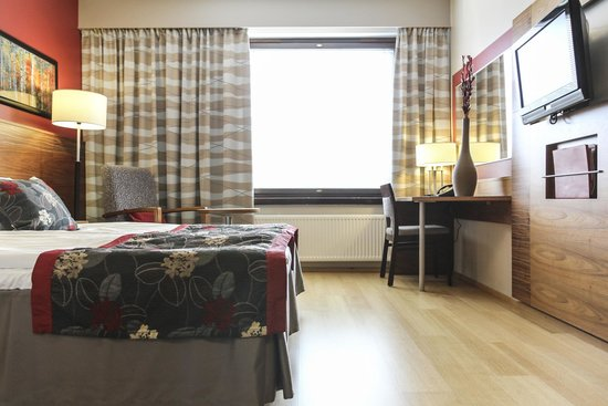 Hotel Haaga Central Park: Plus Twin room