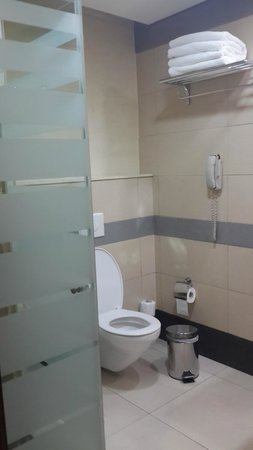 Coral Beirut Al Hamra Hotel: clean and big