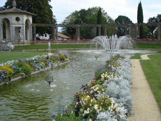 Villa Arnaga : Jardin