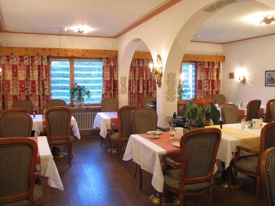 Hotel Nolda: la salle à manger