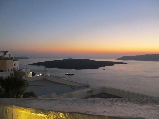 Santorini Reflexions Volcano: View