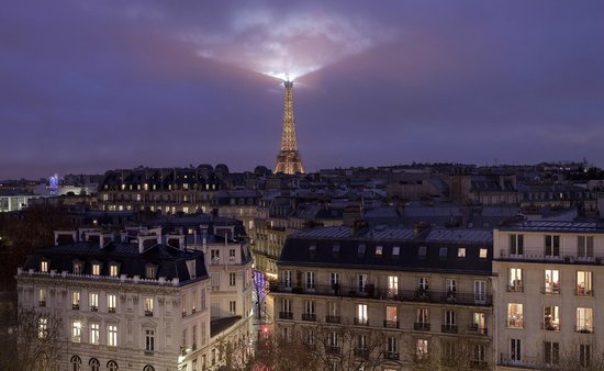 Monhotel Lounge  U0026 Spa  Paris  France