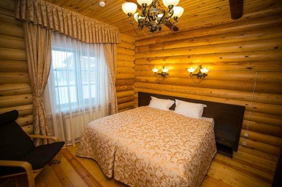 Eco-Hotel Zaozerye: Стандартный коттедж