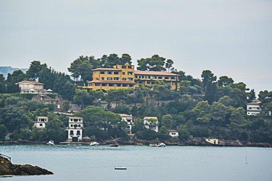 Hotel Filippo II: Hotel location.