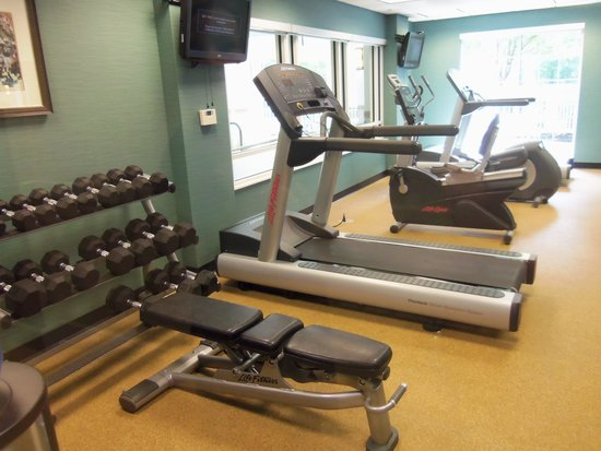 SpringHill Suites State College: Fitness Room