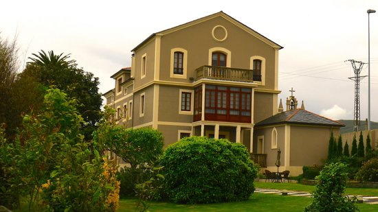 Hotel Casa de Castro: Edificio