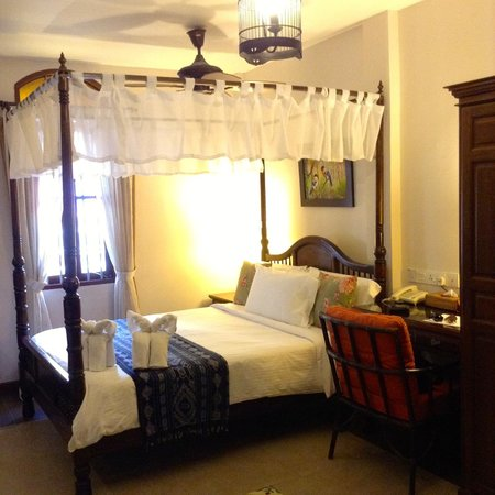ANGGUN BOUTIQUE HOTEL: Bedroom