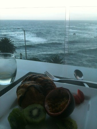 Azamare Guesthouse : breakfast