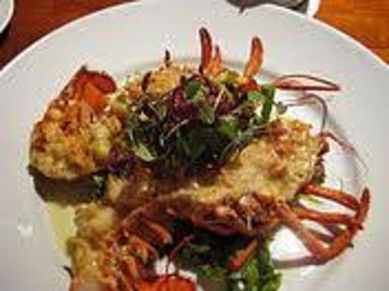 Sense: lobster