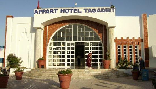 Tagadirt Hotel: ingresso