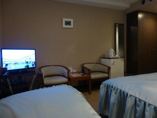 Shizunai Japan  city photos gallery : ... 調節が難しい Picture of Eclipse Hotel Shizunai, Shinhidaka cho