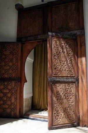 Riad Dar Oulhoum : Chambre Rez de Chaussée