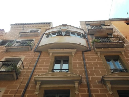 Casa Masó: Striking facade