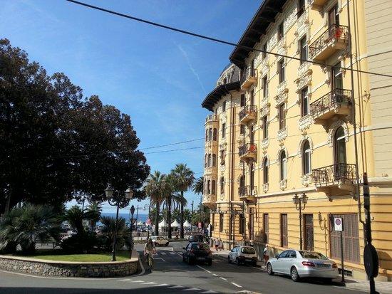 Lolli Palace Hotel : вид на отель