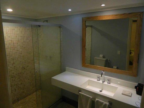 Hotel Doce Mar : Banheiro