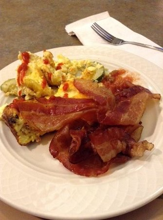 Homewood Suites by Hilton Austin-Arboretum / NW: breakfast