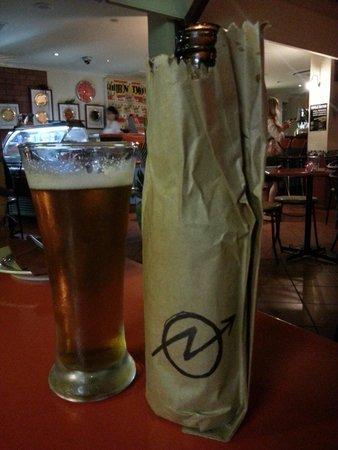 Moorish Cafe Beer In A Bag