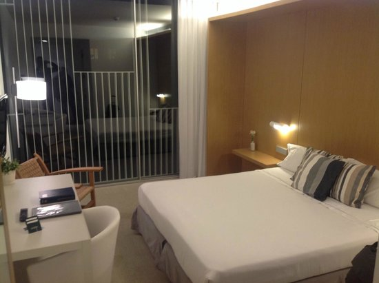 Alenti Sitges Hotel & Restaurant: Our room