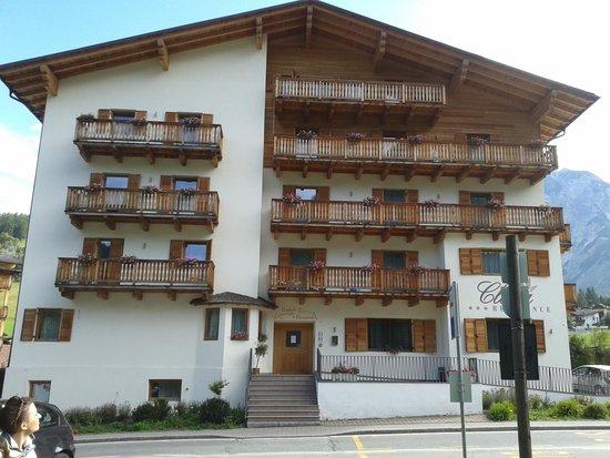 Residence Clara: facciata residence