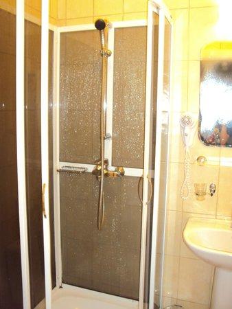 Hotel Nouvelle Europe: Ванная комната