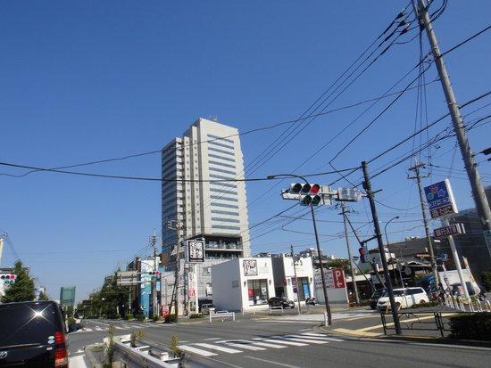 Hotel Cadenza Hikarigaoka : ホテル外観