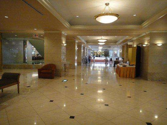 Hotel Cadenza Hikarigaoka : ロビー