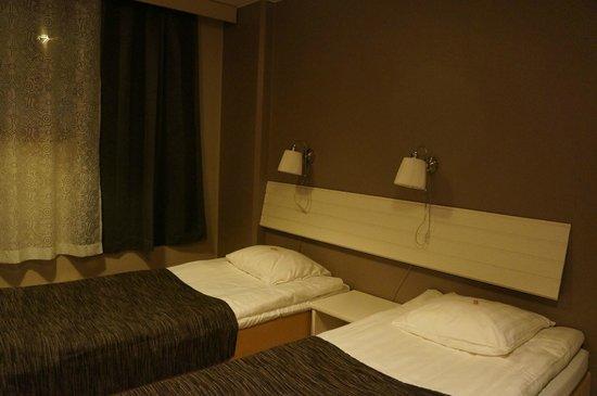 Santa's Hotel Tunturi : ベッドルーム