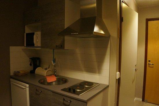 Santa's Hotel Tunturi : キッチン