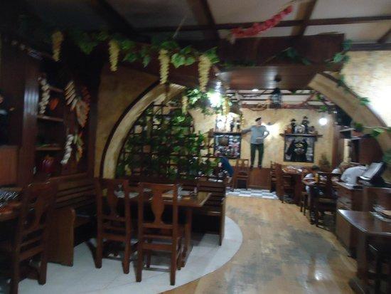 Caucasus tavern