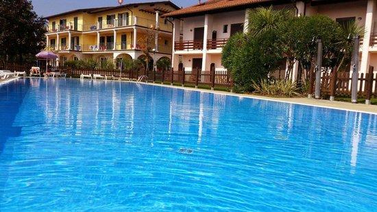 Hotel Splendid Sole: Bellissima piscina