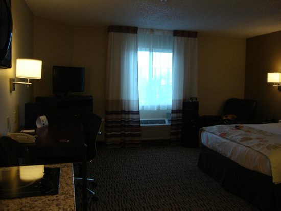 Hawthorn Suites by Wyndham Salt Lake City-Fort Union: room