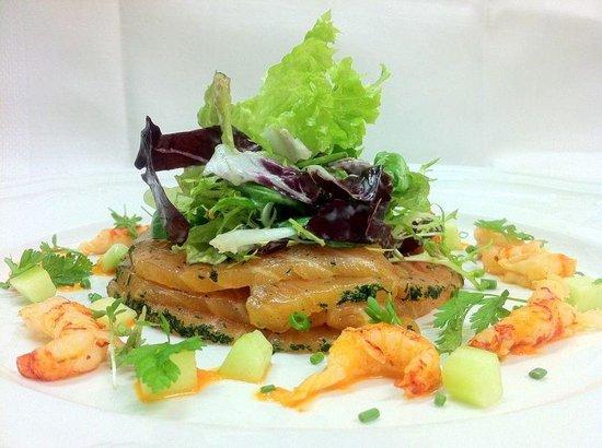 De Twee Linden: Diner