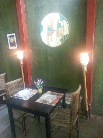 Mesa para casais - Photo de Cayena Bistro, Campinas - TripAdvisor