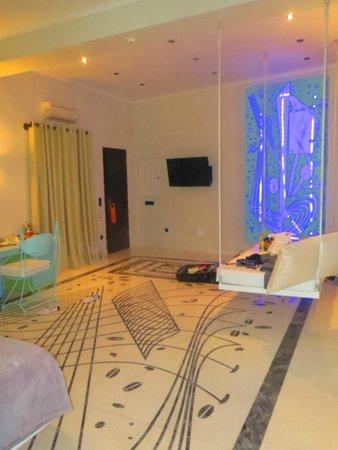 Agalia Luxury Suites: Suite with Private Pool