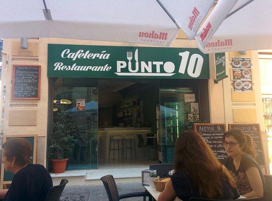 Restaurante punto 10 valencia ristorante recensioni for Oceanografic telefono