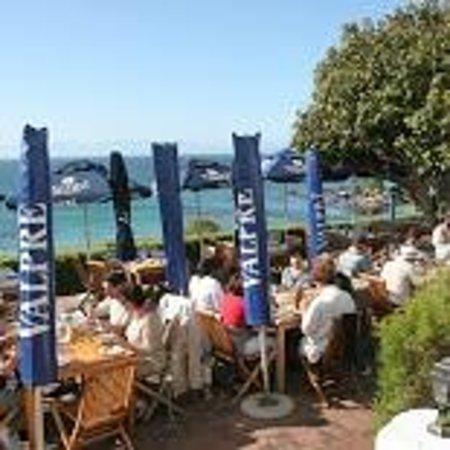 Black Marlin : Outdoor seating