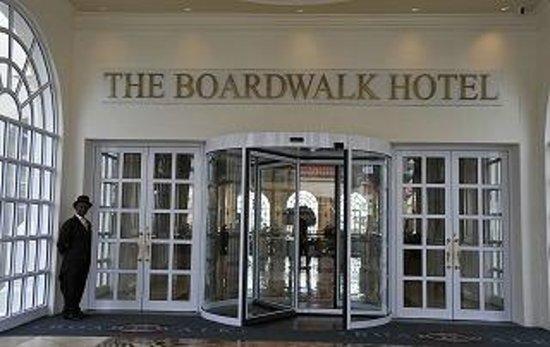The Boardwalk Hotel: エントランス