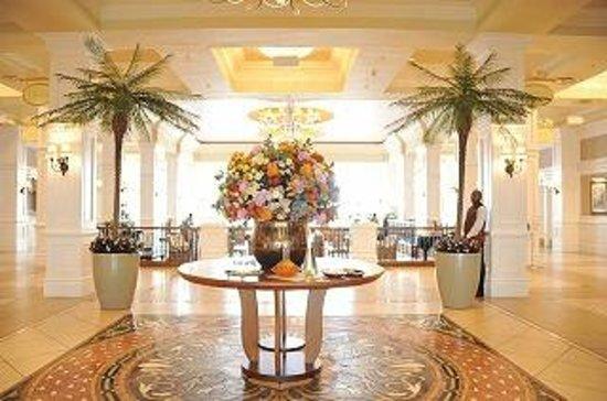 The Boardwalk Hotel: ロビー