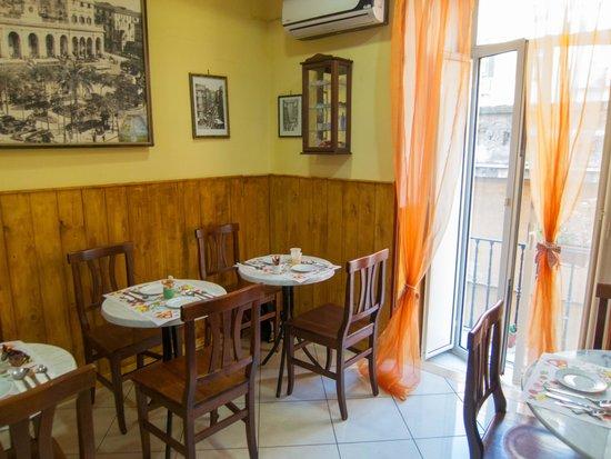 Hotel CineHoliday: Breakfast Room