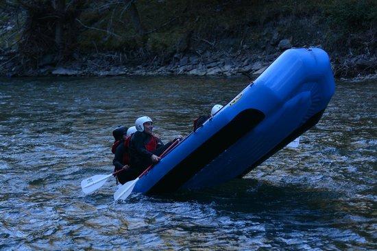 La Rafting Company: Caballito con Marc!!!