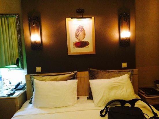 Hotel Seraglio : Our room