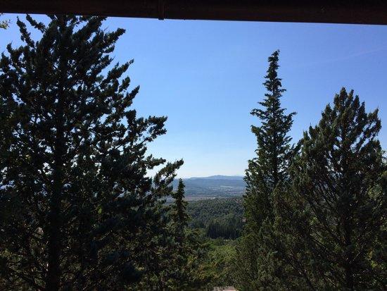 Hotel Conca del Sole: Panorama