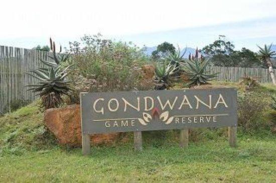 Gondwana Game Reserve: エントランス