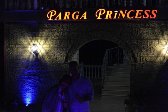 Hotel Parga Princess: hotel