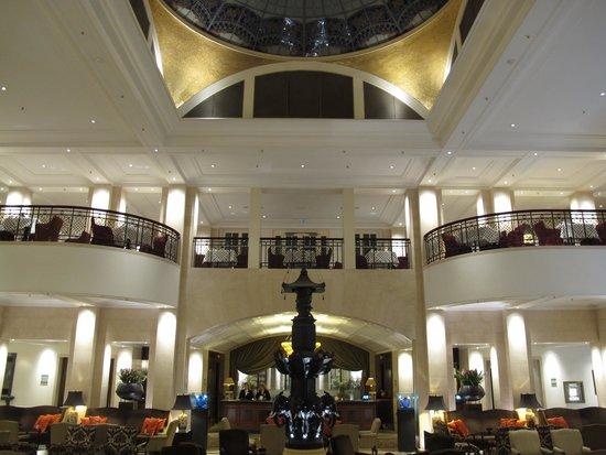 Hotel Adlon Kempinski: the famous lobby