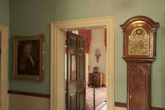 The Georgian House Museum : Grandfather Clock