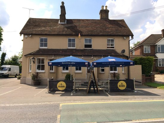 A Good Pub Review Of The Compes Abbots Langley England Tripadvisor