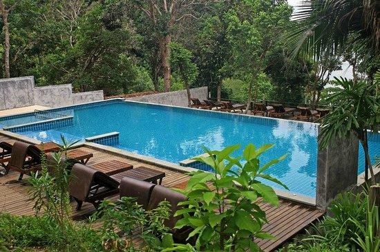 Railay Great View Resort and Spa: бассейн