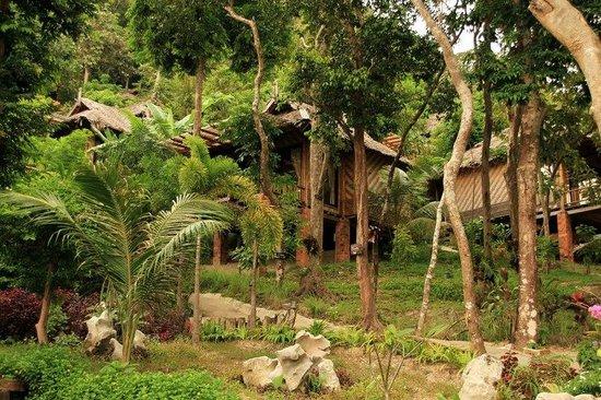 Railay Great View Resort and Spa: территория отеля