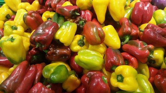 Ciccio e Pinolo: Fantasia di peperoni